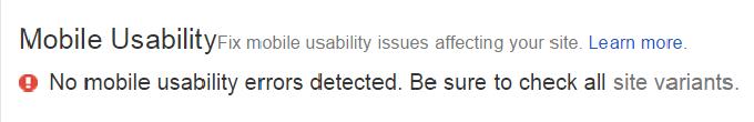 google-mobile-usability-errors