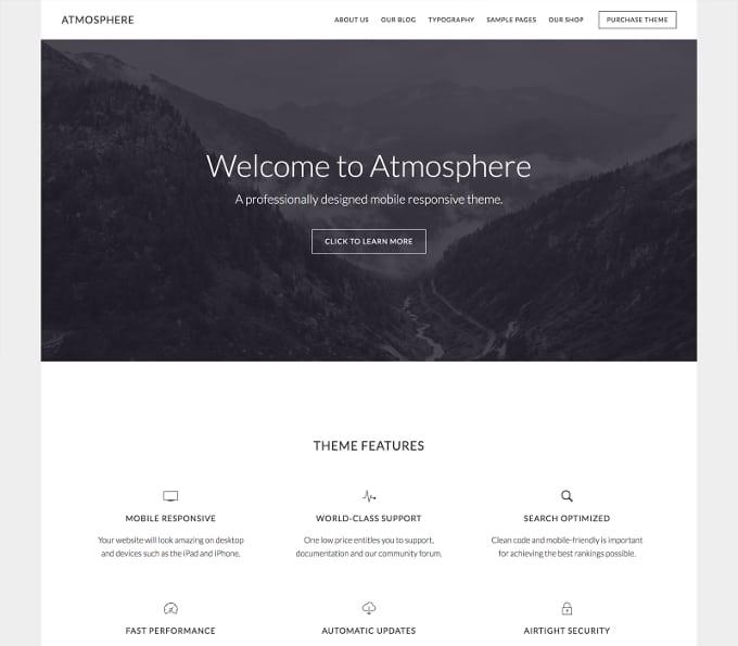 Atmosphere-StudioPress-Theme