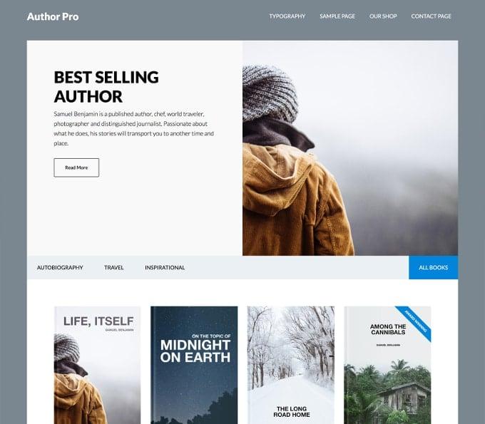 Author-Pro-eCommerce-Theme