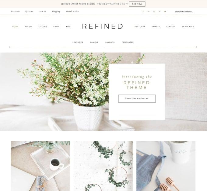 Refined-Pro-StudioPress-Theme