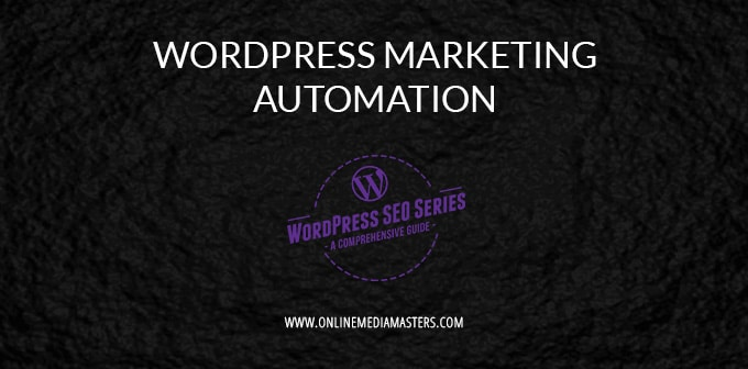 WordPress Marketing Automation