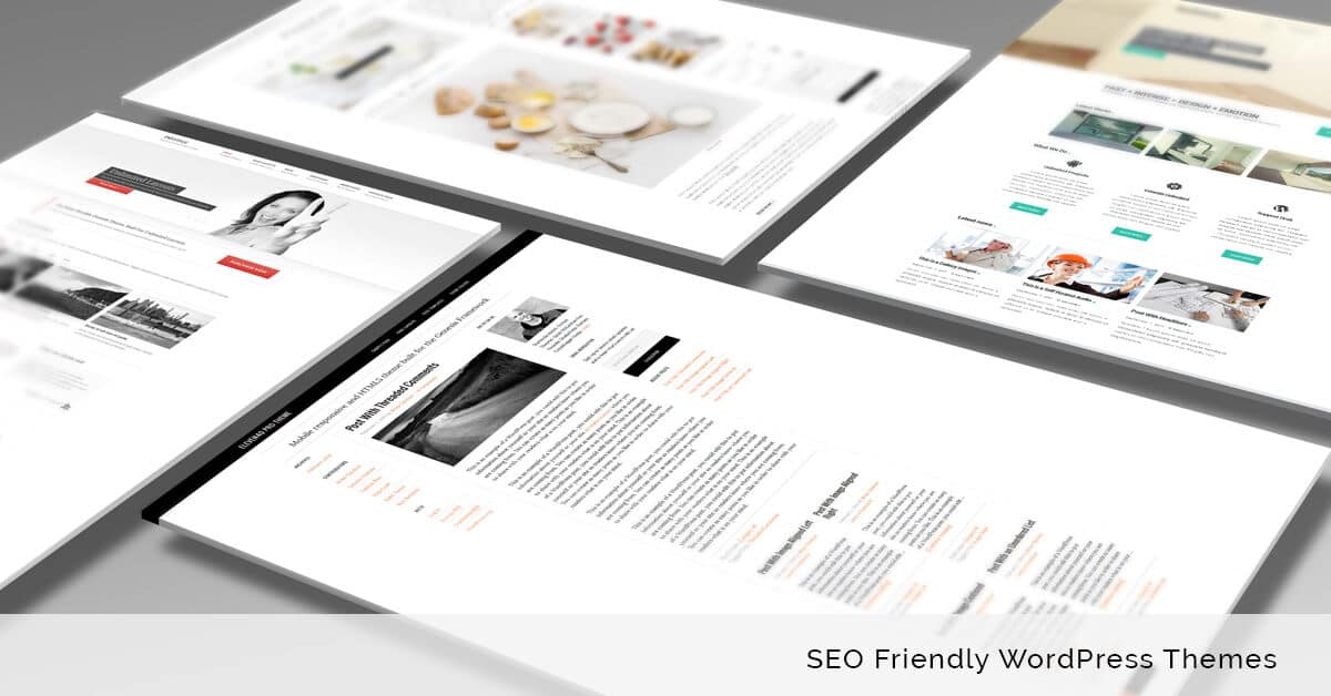 25+ SEO Friendly WordPress Themes In 2018 (Yoast Recommended)