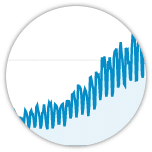 Google Analytics Graph Icon