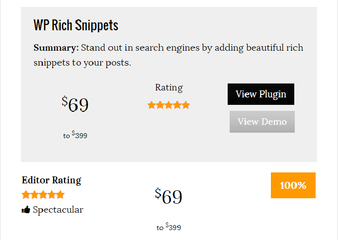 wp-rich-snippets-call-to-action