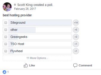 Best-Hosting-Provider-Poll