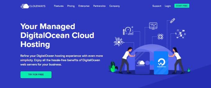 Cloudways-DigitalOcean