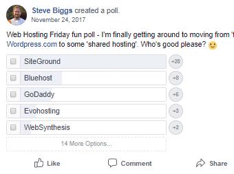 Shared-Hosting-Poll