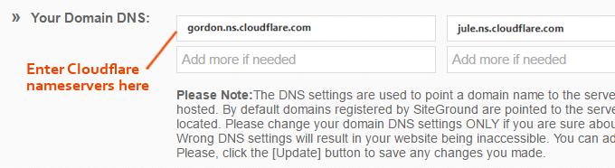 SiteGround-DNS-Records