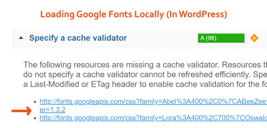 How to import google web font in css file? Stack overflow.