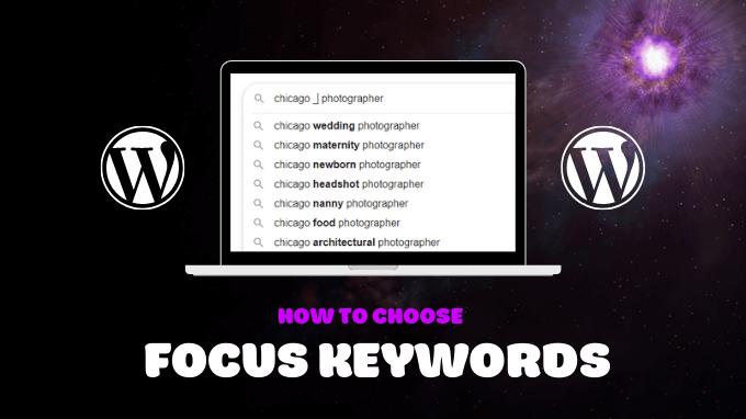 Focus Keywords WordPress
