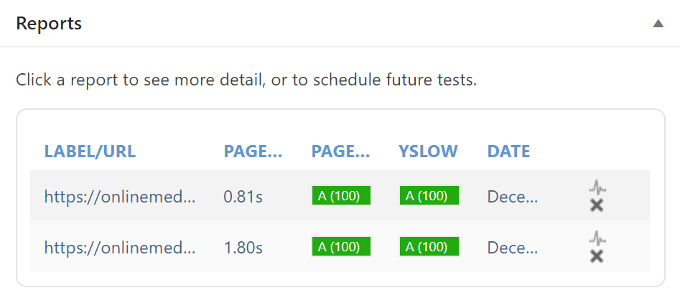 GTmetrix-Scheduled-Reports