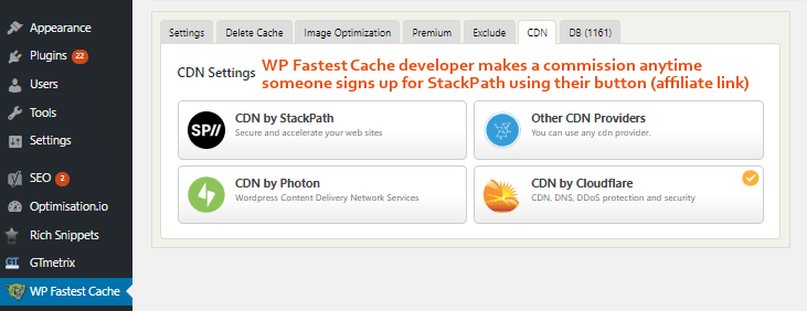 Plugin Affiliate Link