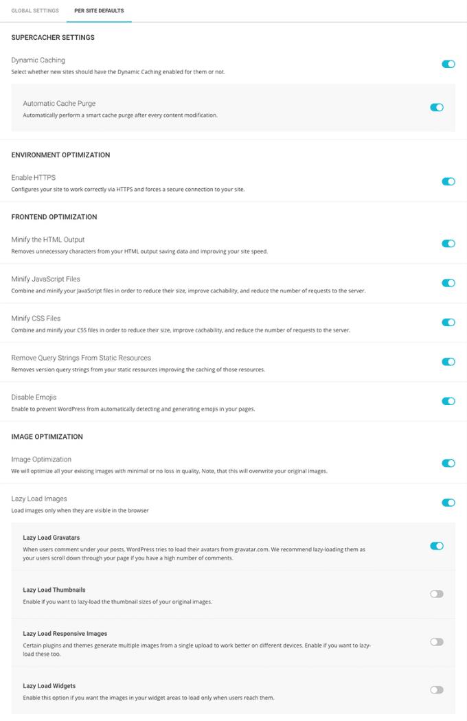 SG-Optimizer-Per-Site-Defaults