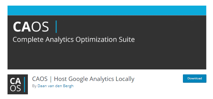 CAOS-Analytics