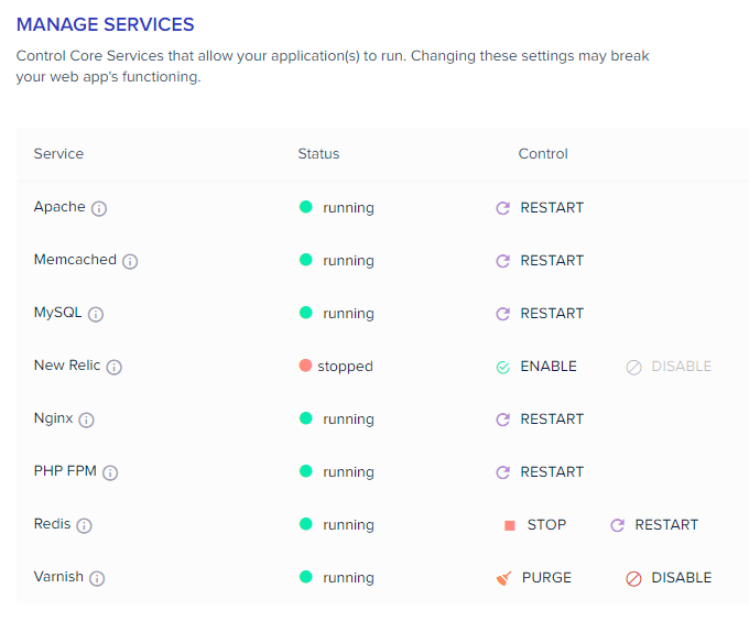 Hosting-Application-Services