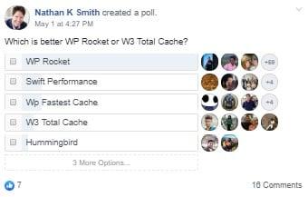 wp rocket vs w3 totla cache