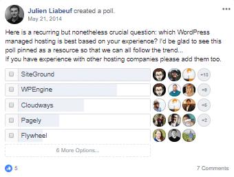 2014-Managed-WordPress-Hosting-FB-Poll
