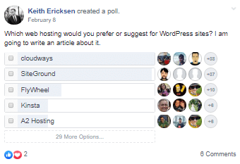 WordPress Hosting Suggestions