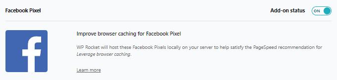 Facebook Pixel Browser Caching