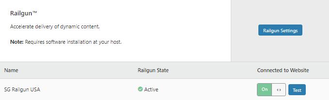 Cloudflare Railgun