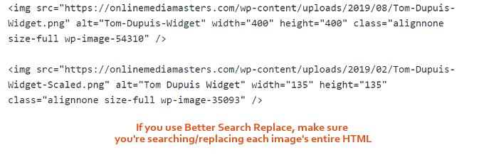 Serve Scaled Image HTML