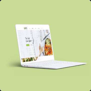 1st web design
