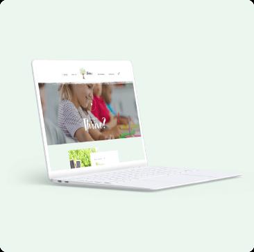 7th web design