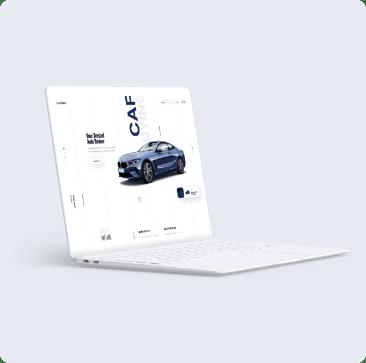8th web design