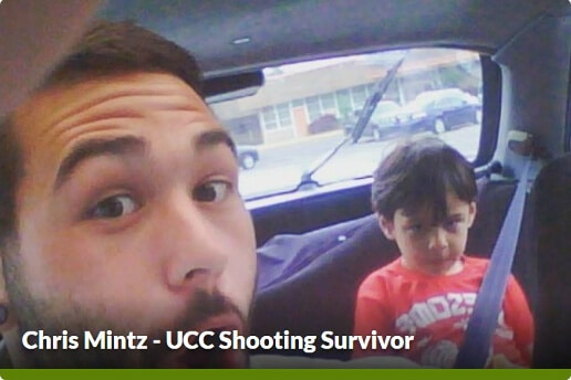 Christ Mintz UCC Shooting Survivor GoFundMe