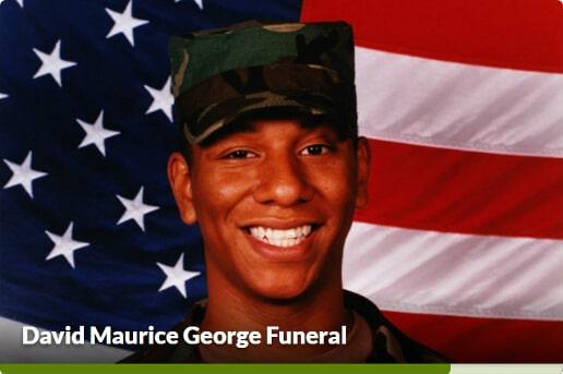 David Maurice George Funeral GoFundMe