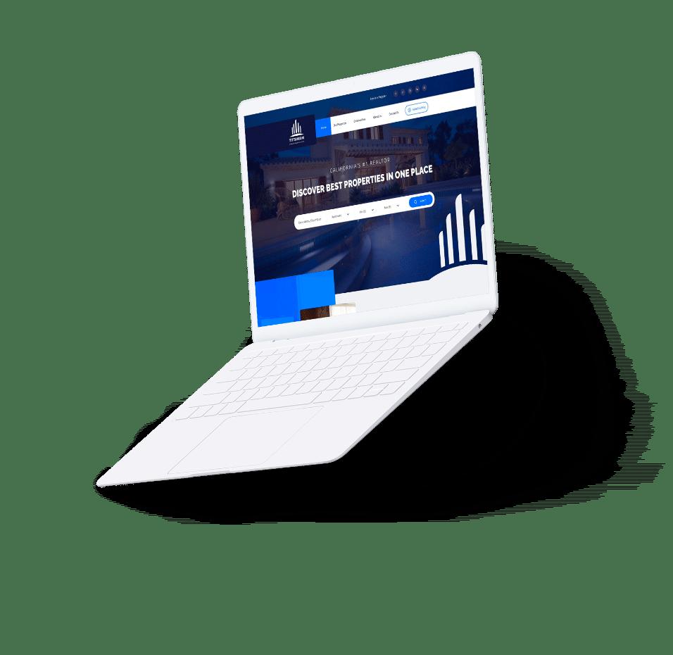 Macbook real estate design