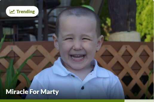 Miracle For Marty GoFundMe