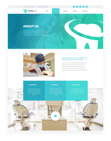 dentist web About Us