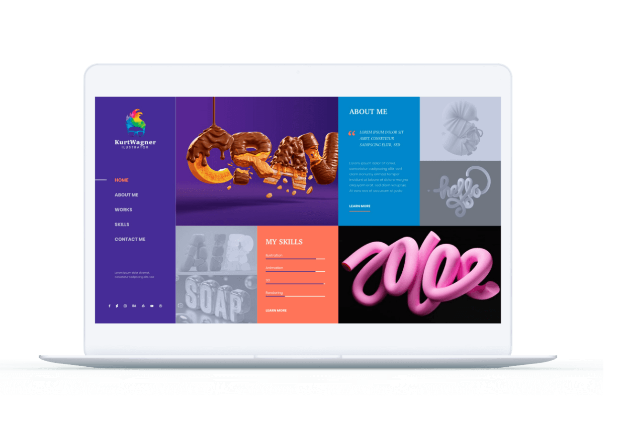 web-design-artist-mockup
