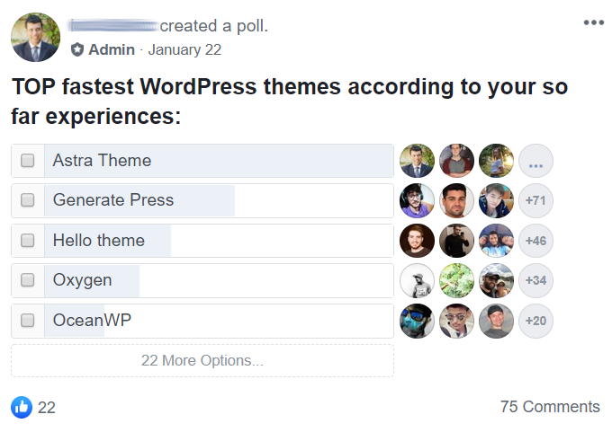 Astra-Themes-Facebook-Poll