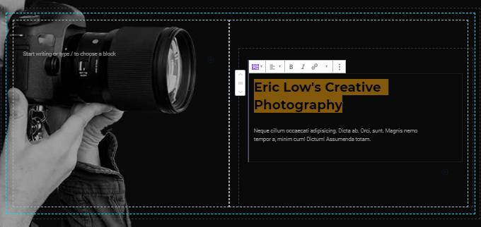 Edit-Photography-Homepage