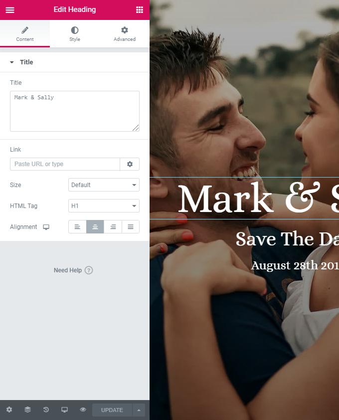 Edit-Wedding-Homepage