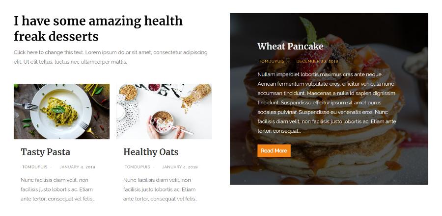 Food-Blog-Main
