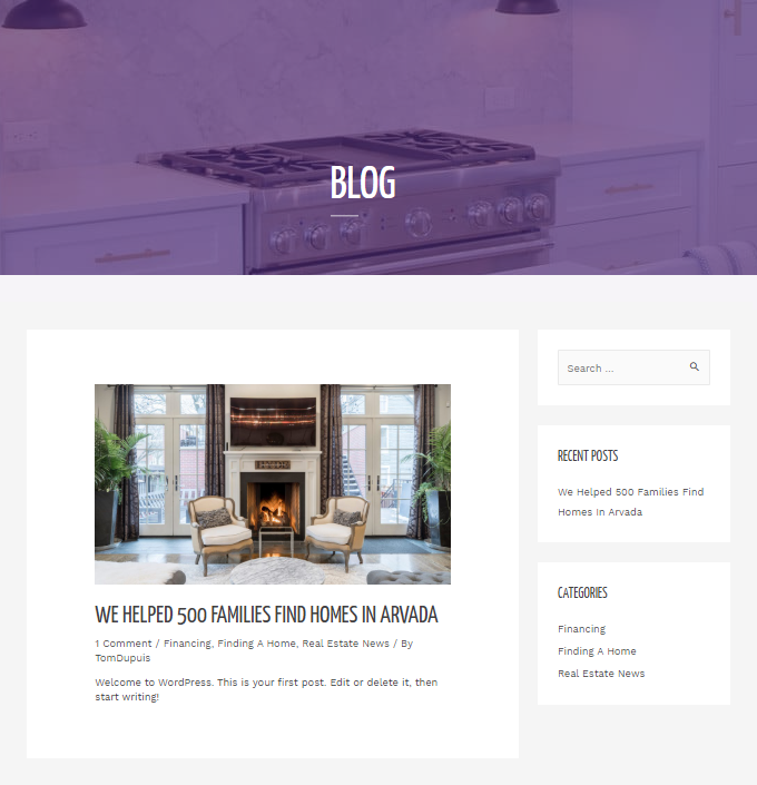 Real-Estate-Blog-Page