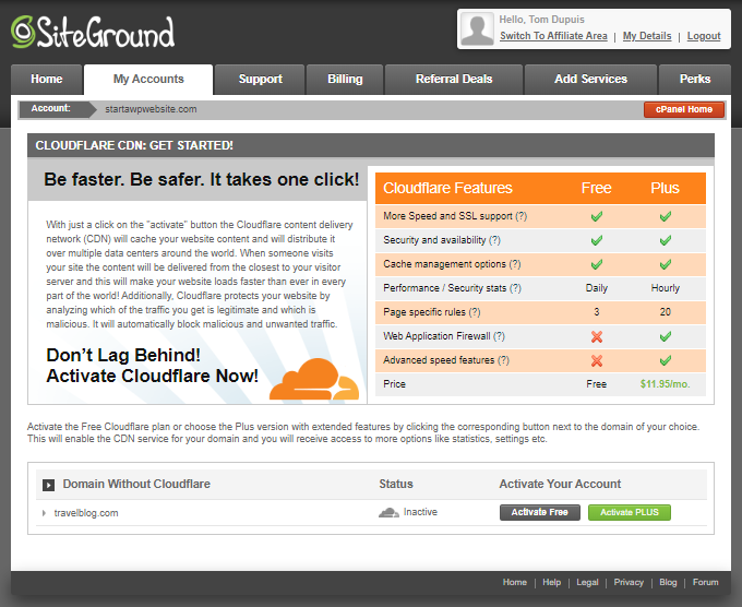 Travel-Blog-Cloudflare-Activation