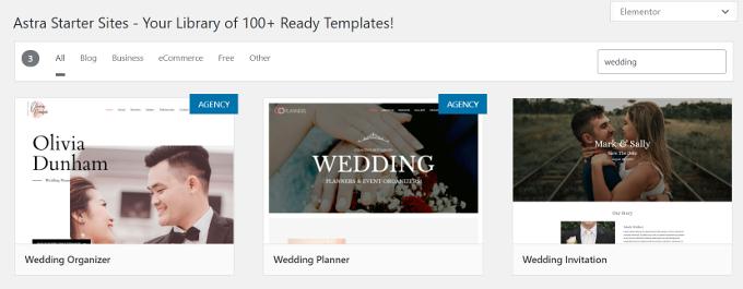 Wedding-Theme-Search