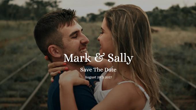 Wedding-Website