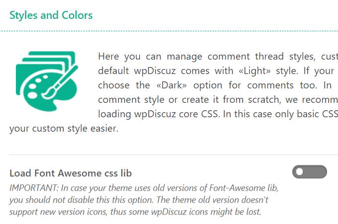 Disqus-Load-Font-Awesome-CSS-Lib