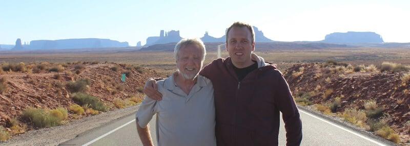 Arizona-Road-With-Dad