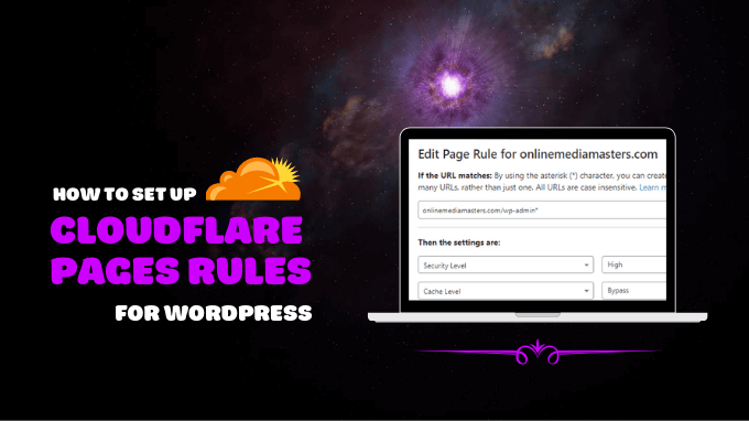 Cloudflare-Pages-Rules-For-WordPress