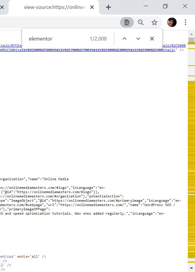 Elementor Souce Code