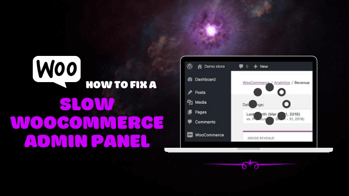 Slow-WooCommerce-Admin-Panel