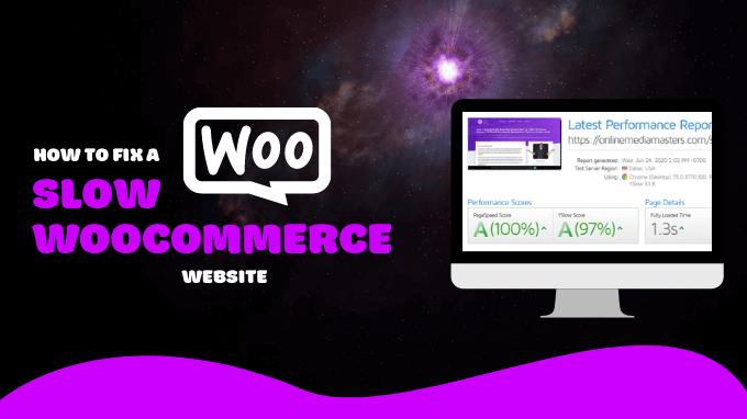 Slow-WooCommerce-Site