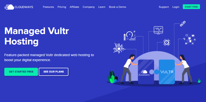 Cloudways Vultr