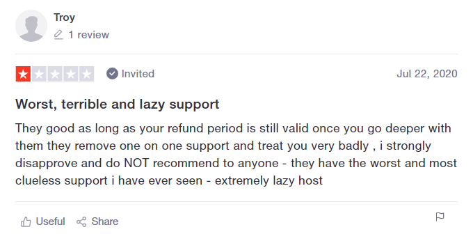 Hostinger Support Review 2
